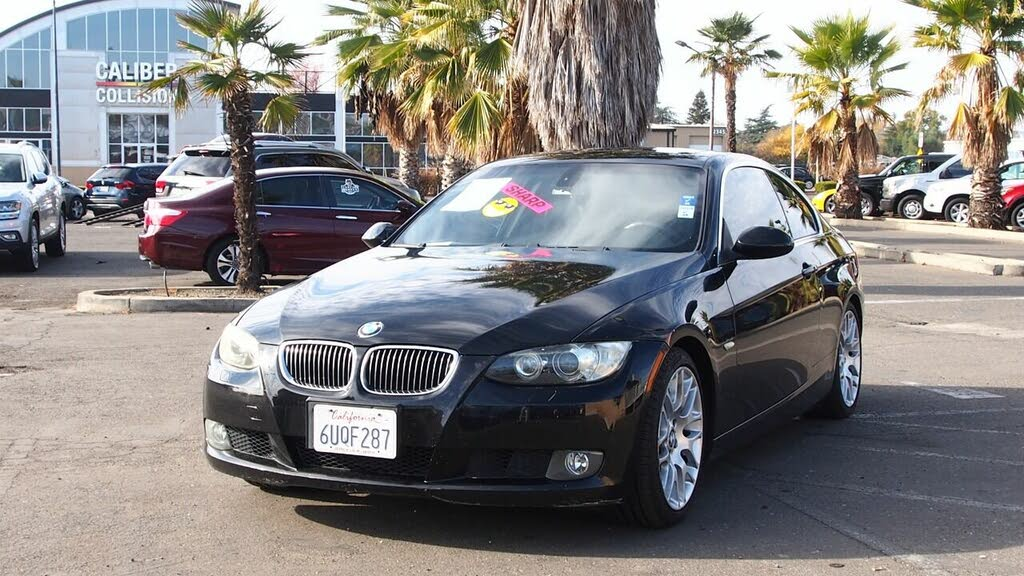 Used 2008 Bmw 3 Series 328i Coupe Rwd For Sale Right Now Cargurus