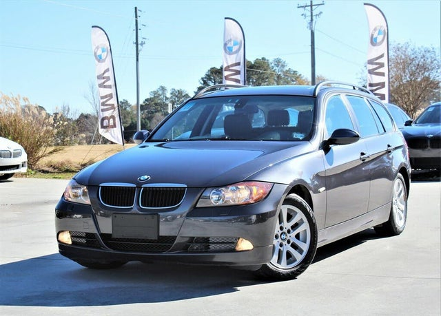 2007 BMW 3 Series 328xi Wagon AWD