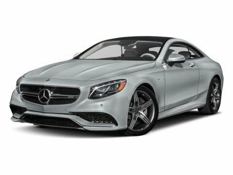 2017 Mercedes-Benz S-Class Coupe S 63 AMG 4MATIC