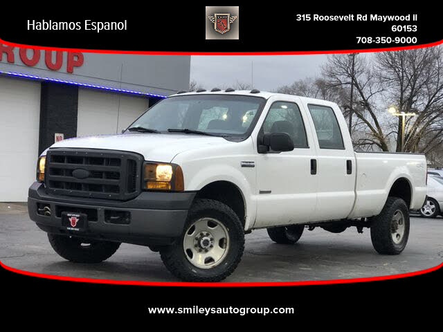 2006 Ford F-350 Super Duty XL Crew Cab SB 4WD