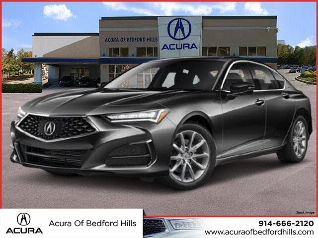 2021 Acura TLX FWD