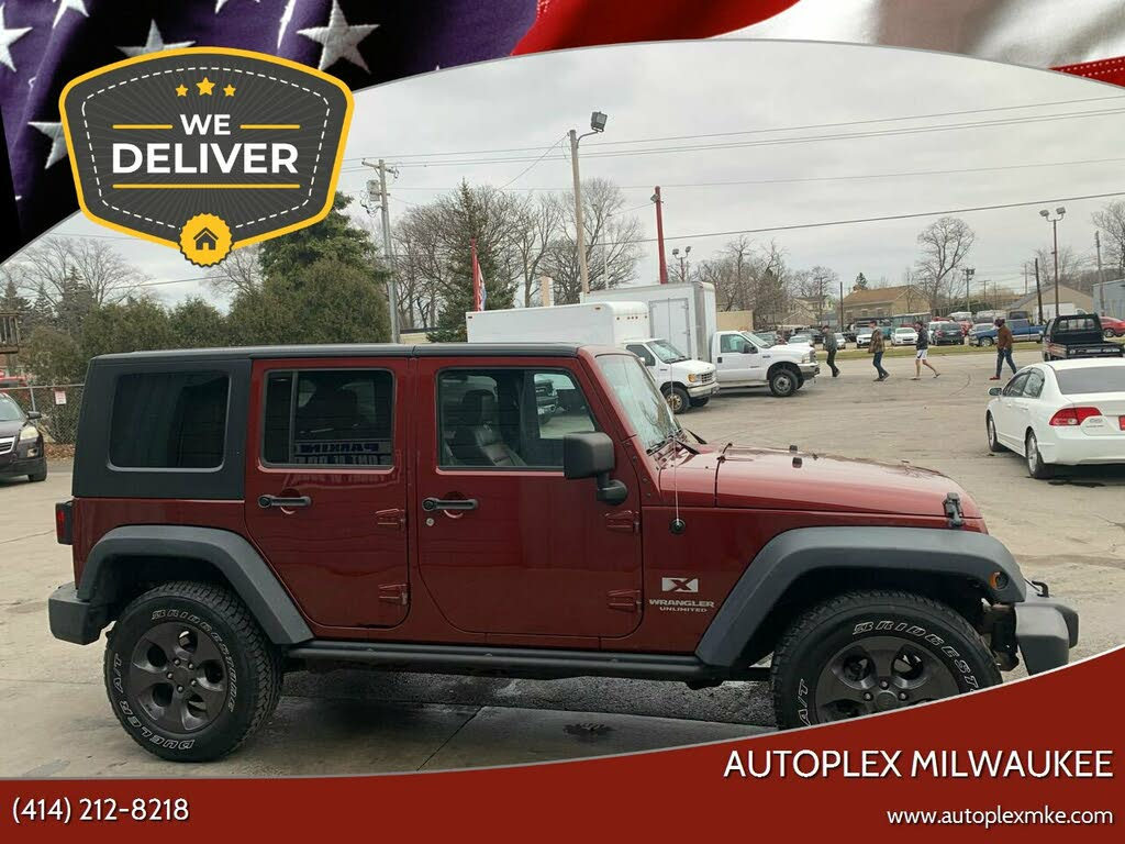 50 Best Milwaukee Used Jeep Wrangler Unlimited For Sale Savings 1 9k
