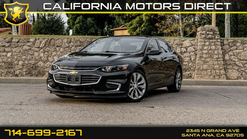 50 Best Used Chevrolet Malibu For Sale Savings From 2 839