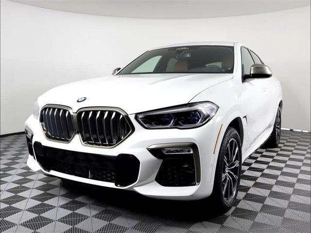 2021 BMW X6 M50i AWD