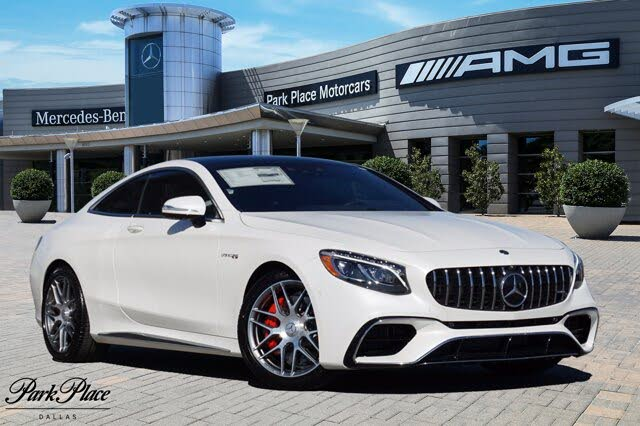2021 Mercedes-Benz S-Class AMG S 63 4MATIC Coupe AWD