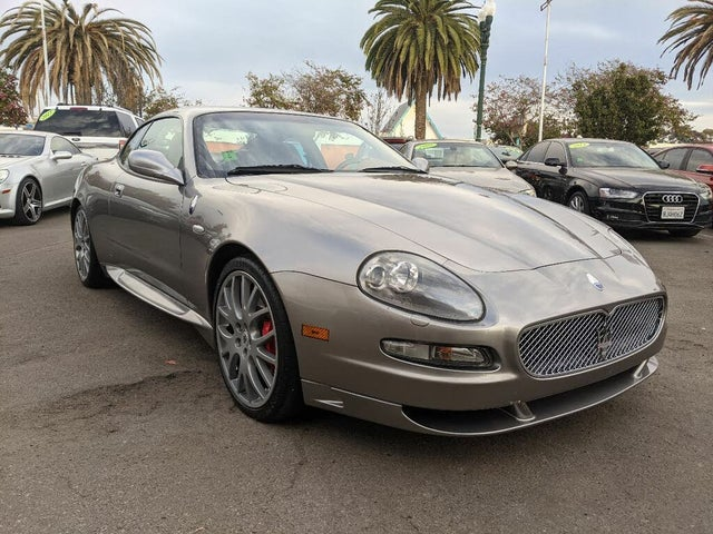 2006 Maserati GranSport 2dr Coupe