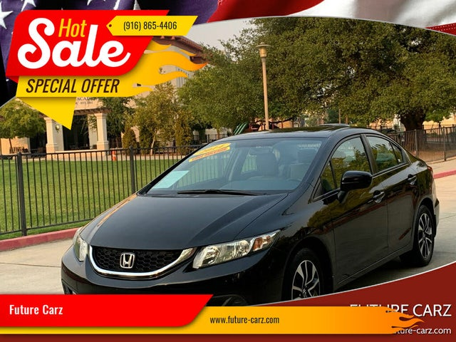 2014 Honda Civic EX with Navigation