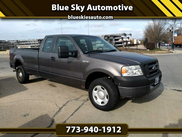 2008 Ford F-150 XLT SuperCab LB 4WD