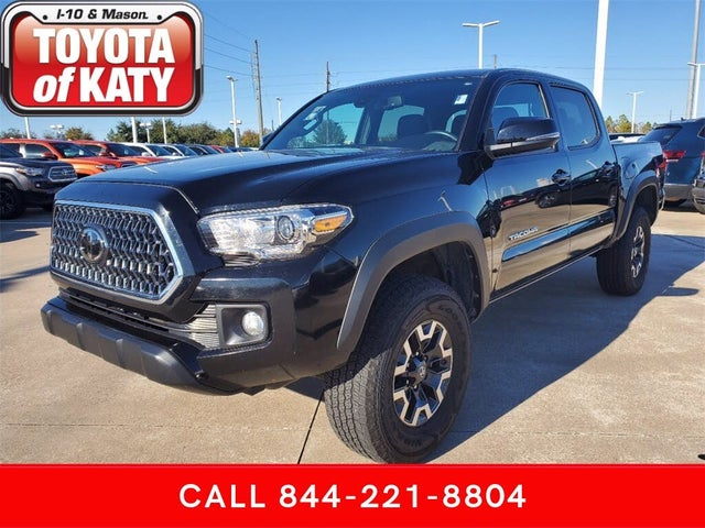 2019 Toyota Tacoma TRD Sport Double Cab RWD