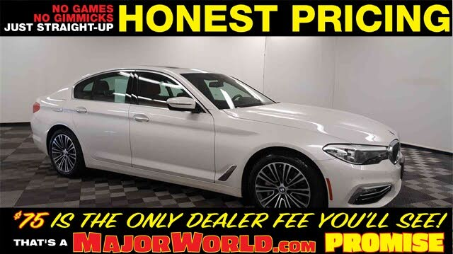 2017 Bmw 5 Series For Sale In New York Ny Cargurus