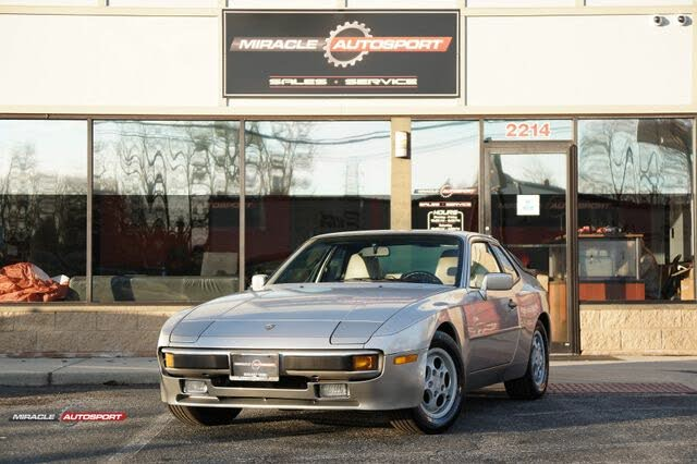 1988 Porsche 944 STD Hatchback