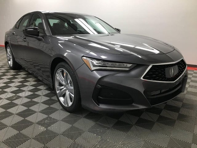 2021 Acura TLX FWD with Technology Package
