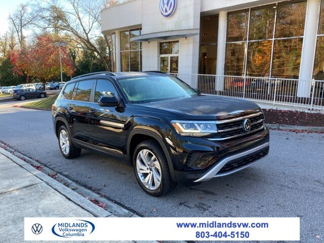 2021 Volkswagen Atlas 2.0T SE 4Motion AWD with Technology