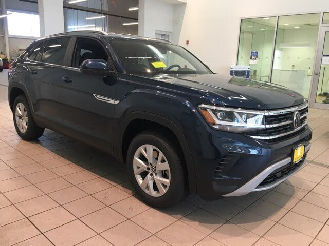 2021 Volkswagen Atlas Cross Sport 2.0T S 4Motion AWD