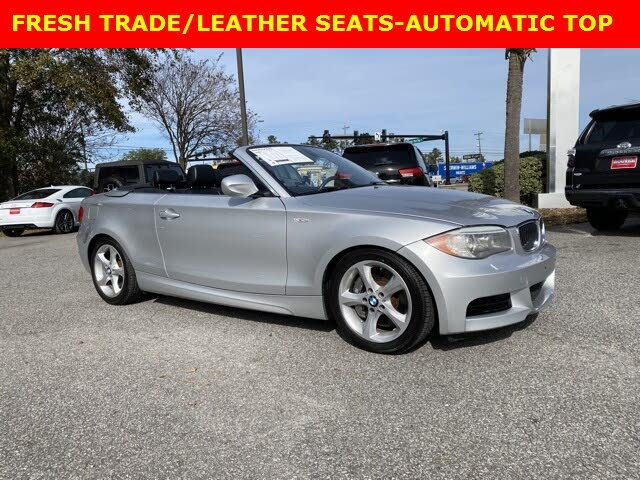 2013 BMW 1 Series 135i Convertible RWD