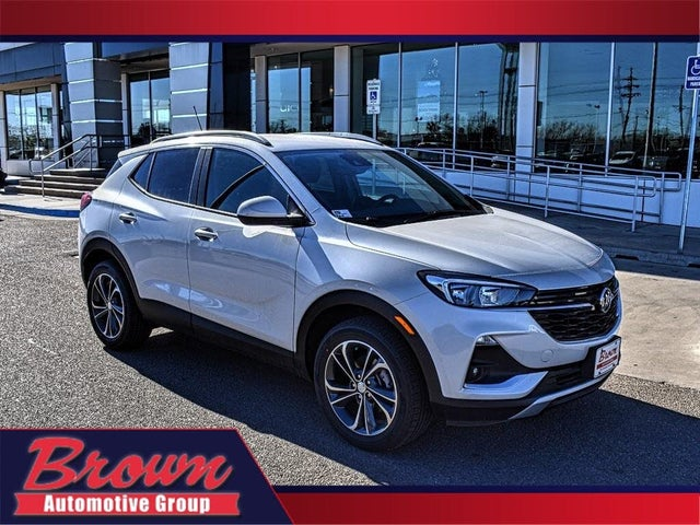 2020 Buick Encore GX Select AWD