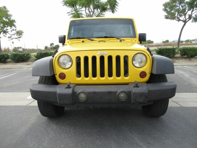 2008 Jeep Wrangler Unlimited X RWD