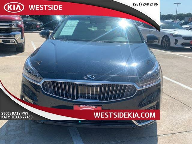 2019 Kia Cadenza Technology FWD