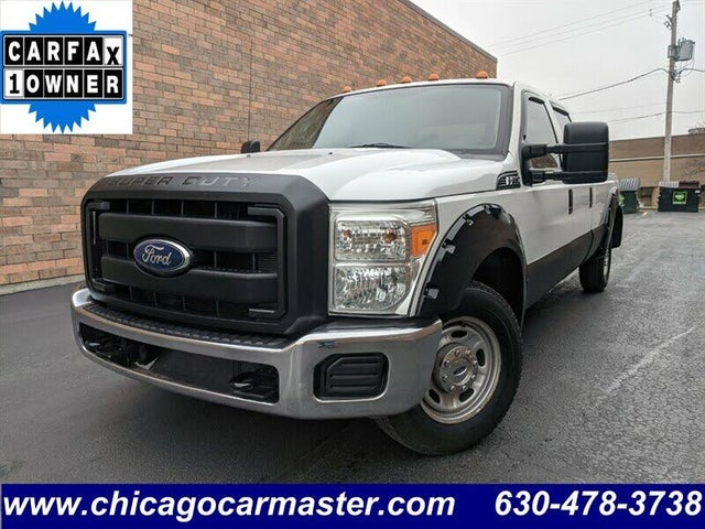 2011 Ford F-350 Super Duty XL Crew Cab LB