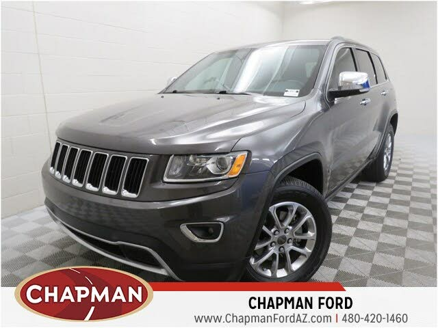 Used Jeep Grand Cherokee For Sale In Phoenix Az Cargurus