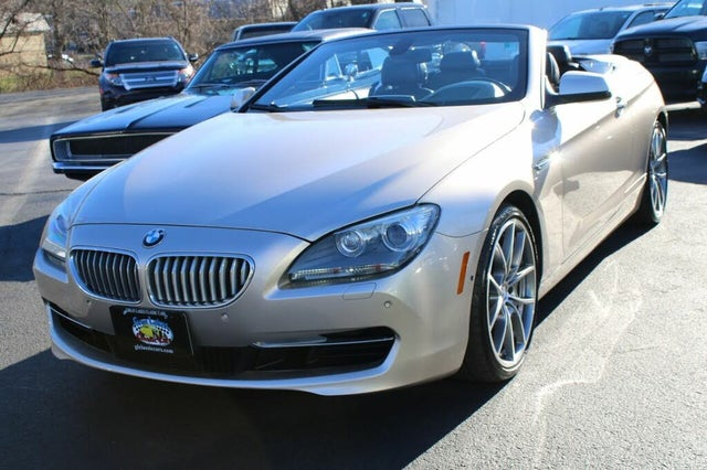Used 2012 Bmw 6 Series 650i Convertible Rwd For Sale Right Now Cargurus