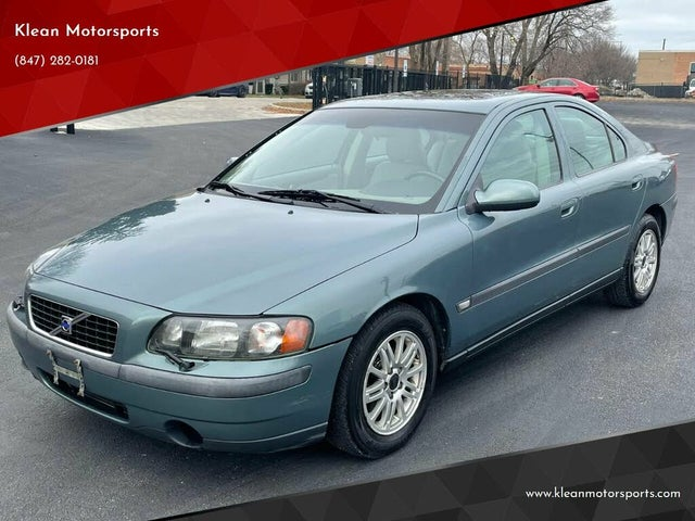 2003 Volvo S60 2.4T Turbo