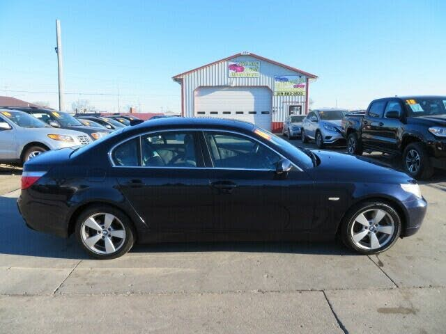2006 BMW 5 Series 530xi Sedan AWD