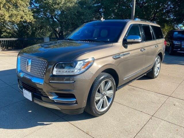2018 Lincoln Navigator Black Label 4WD