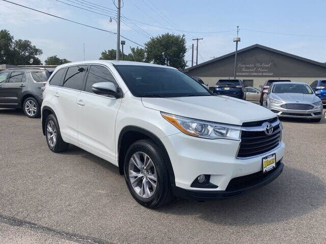 2014 Toyota Highlander LE Plus AWD