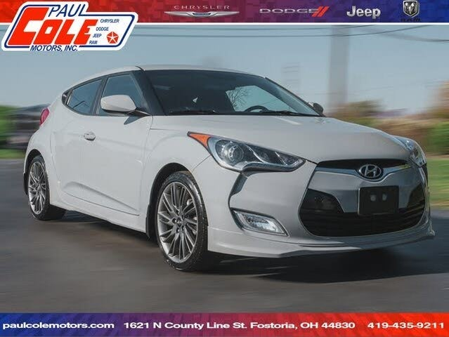 2013 Hyundai Veloster Re:Mix FWD
