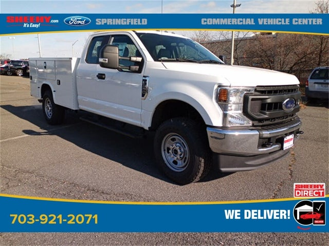 2020 Ford F-350 Super Duty Chassis XL SuperCab 4WD