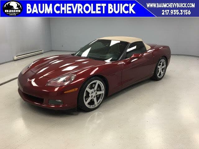 Used Chevrolet Corvette For Sale In Peoria Il Cargurus