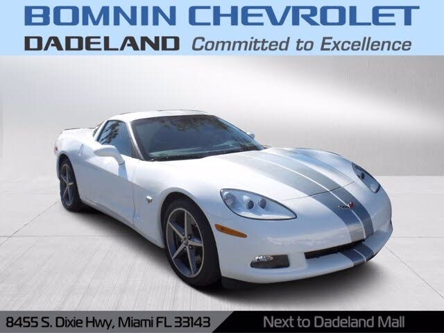 2013 Chevrolet Corvette 4LT Coupe RWD
