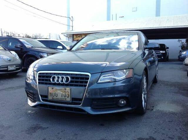 2010 Audi A4 2.0T Premium Plus FWD