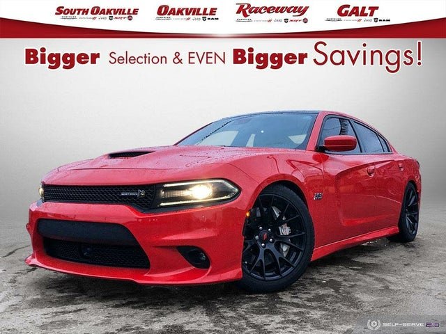 2018 Dodge Charger R/T Scat Pack RWD