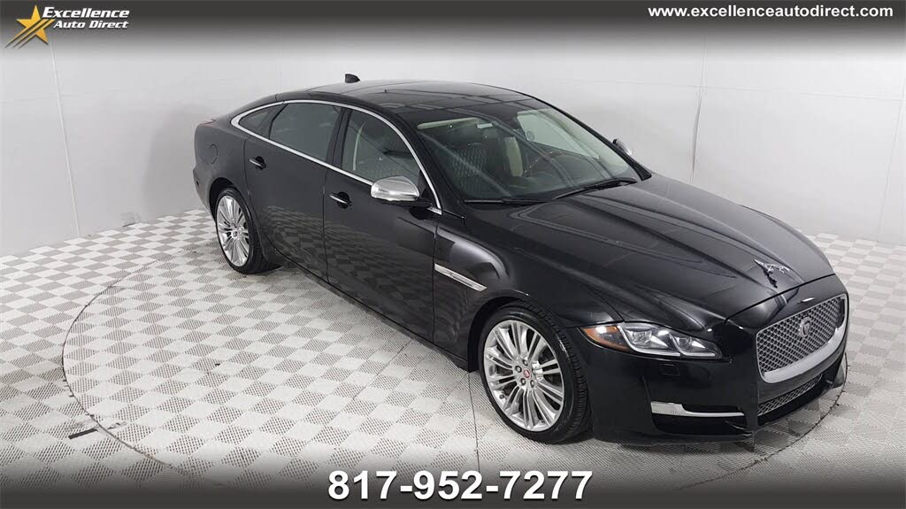 Used Jaguar Xj Series For Sale Right Now Cargurus