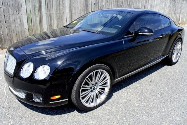 2010 Bentley Continental GT Speed AWD