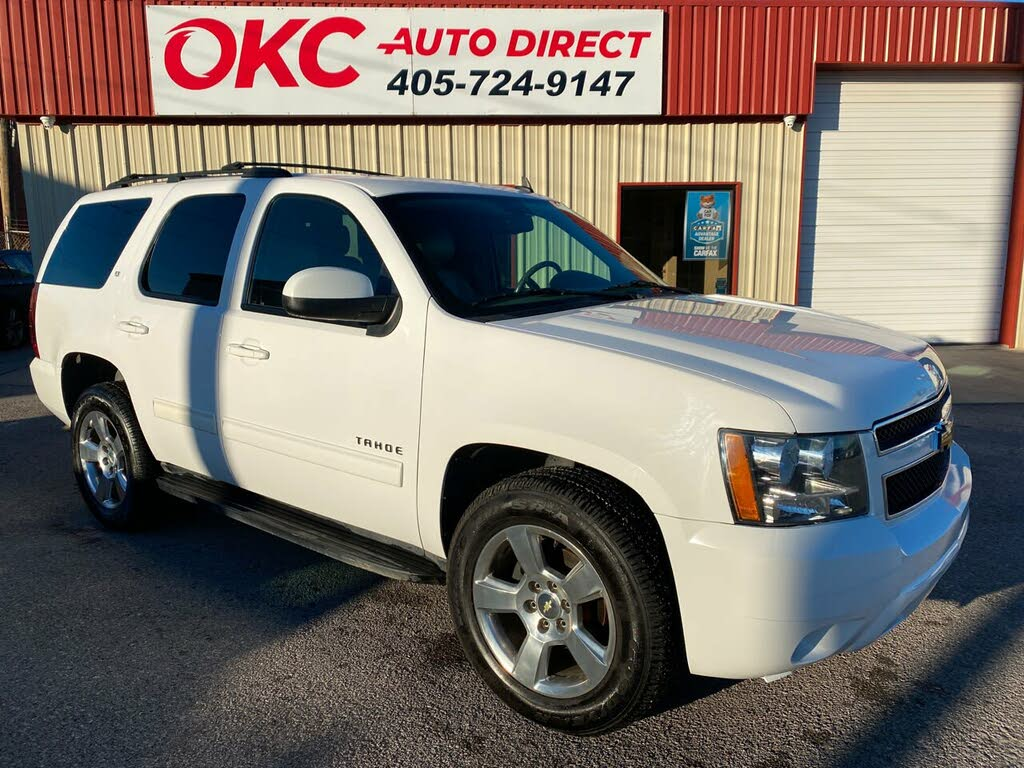 50 Best Oklahoma City Used Chevrolet Tahoe For Sale Savings From 3 679