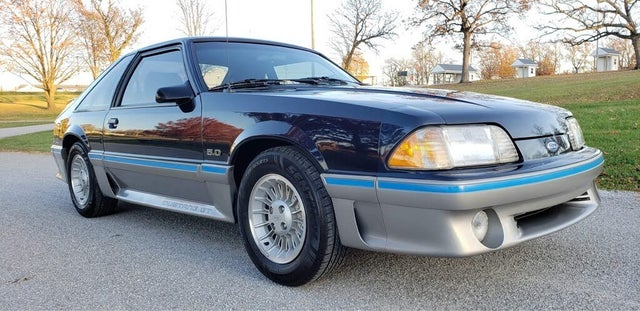 1988 Ford Mustang GT Hatchback RWD