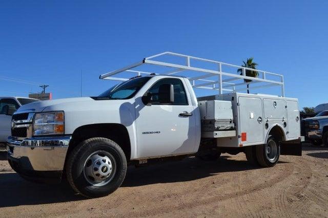 2012 Chevrolet Silverado 3500HD Work Truck LB RWD