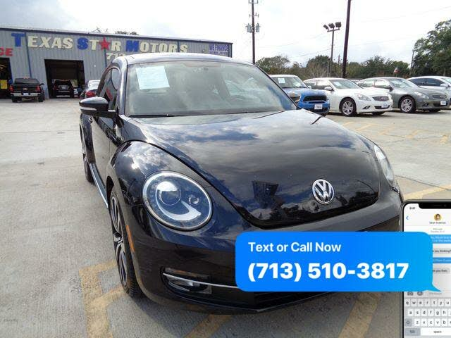2013 Volkswagen Beetle Turbo Convertible with Sound