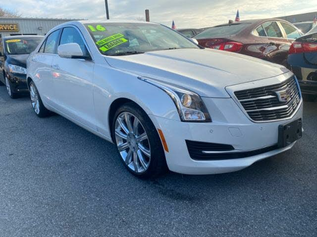 2016 Cadillac ATS 3.6L Luxury AWD