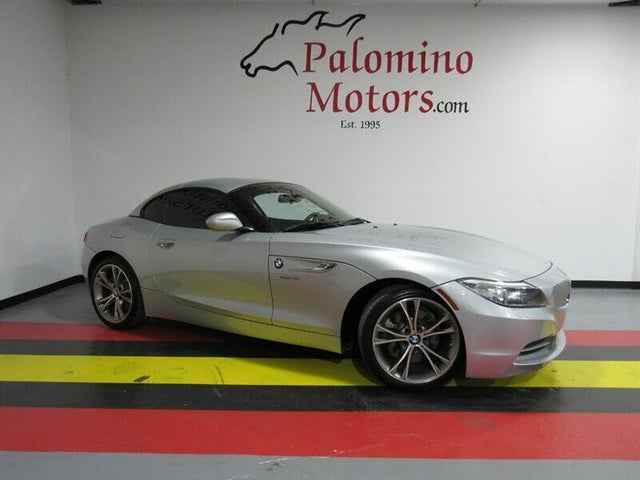 2015 BMW Z4 sDrive35i Roadster RWD
