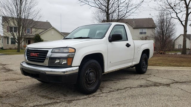 2008 GMC Canyon Work Truck