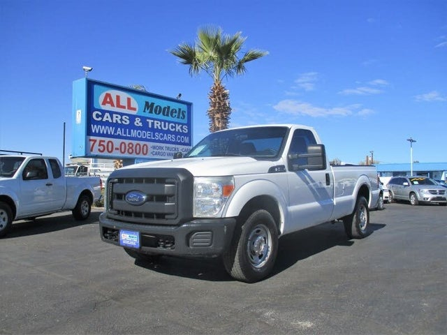 2012 Ford F-250 Super Duty XL LB