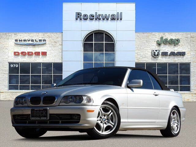 2002 BMW 3 Series 330Ci Convertible RWD