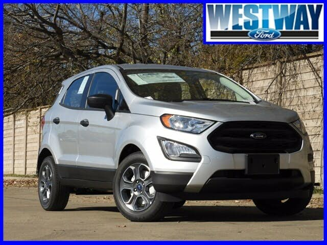 2020 Ford EcoSport S FWD