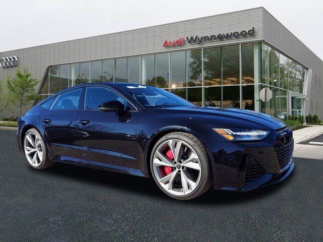 2021 Audi RS 7 4.0T quattro AWD