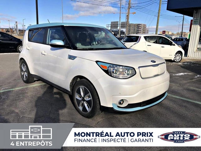 2019 Kia Soul EV Luxury FWD