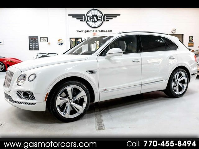 2017 Bentley Bentayga W12 AWD